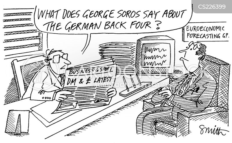george soros cartoon
