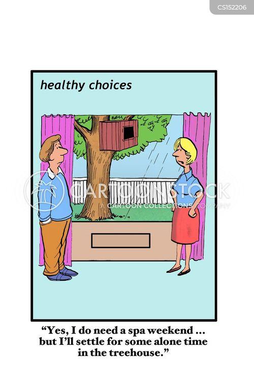 treehouse cartoon