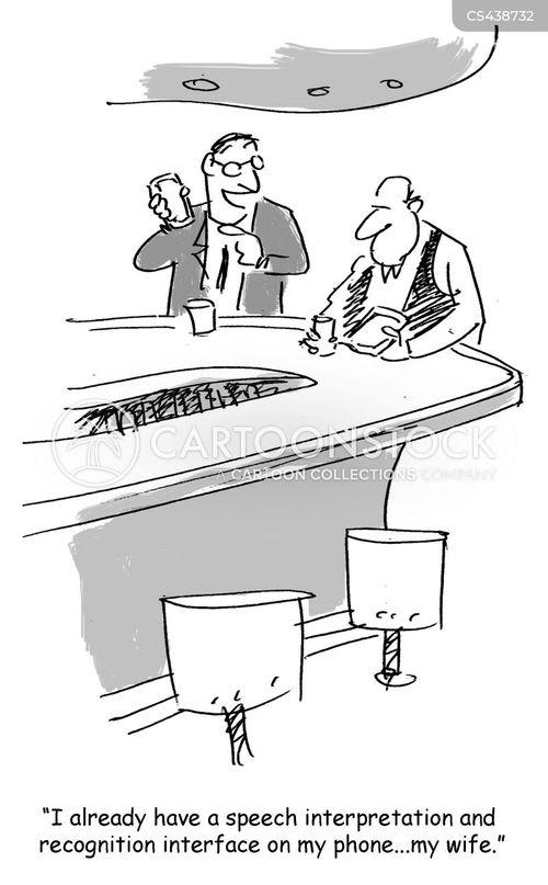 interfaces cartoon
