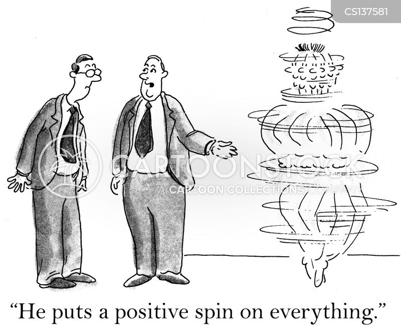 Positive Spin cartoons, Positive Spin cartoon, funny, Positive Spin picture, Positive Spin pictures, Positive Spin image, Positive Spin images, Positive Spin illustration, Positive Spin illustrations