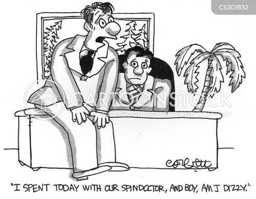 unbalanced cartoon