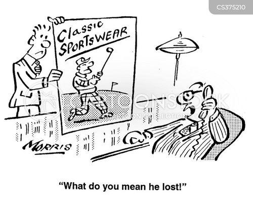 endorsed cartoon