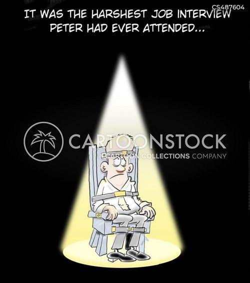 spot lights cartoon