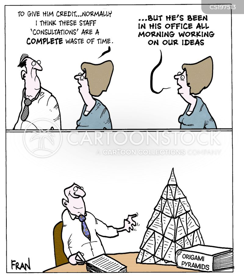 origami cartoon