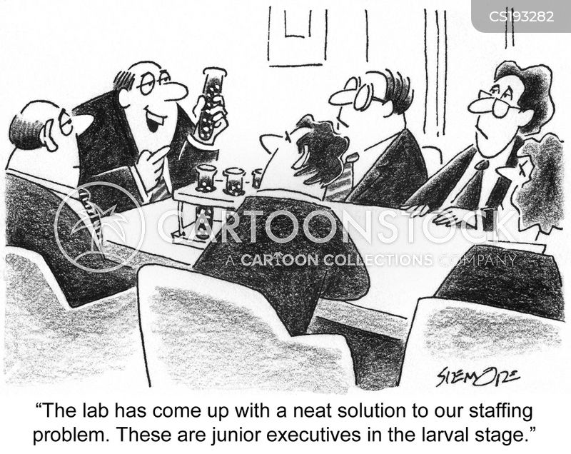 conference rooms cartoon