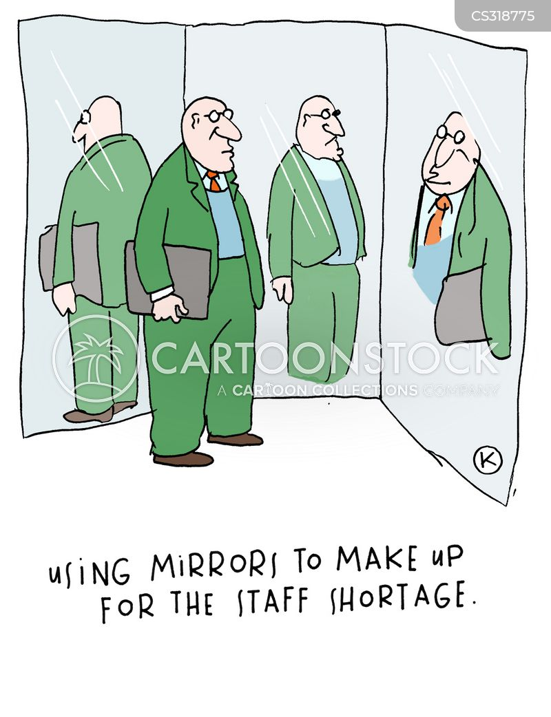 staff shortages cartoon