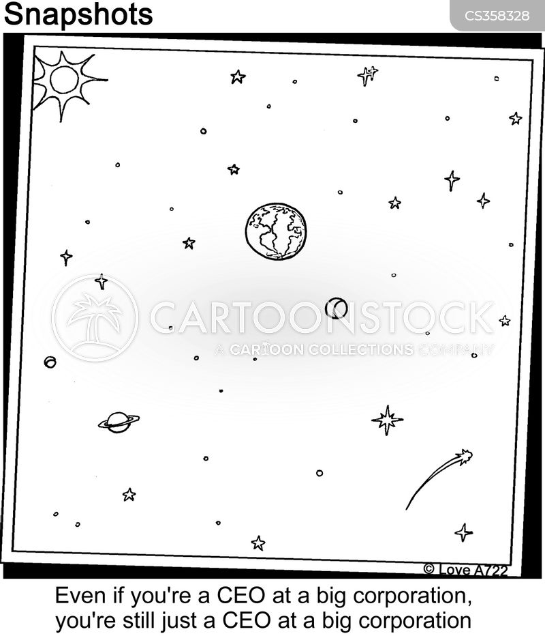 insignificance cartoon