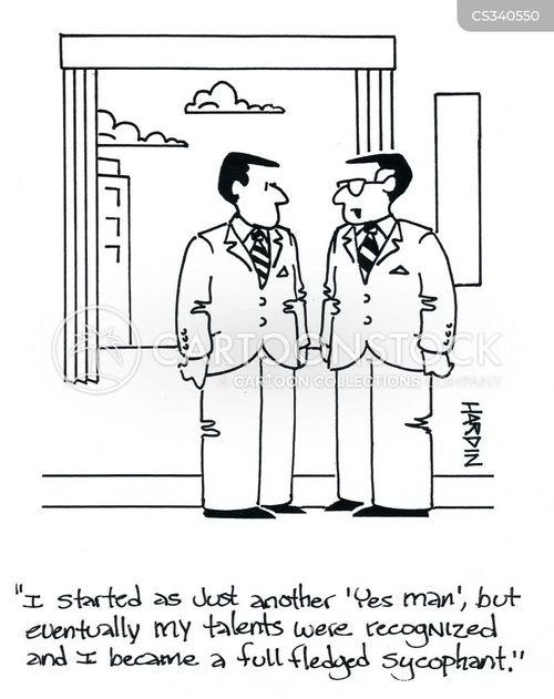recognized cartoon
