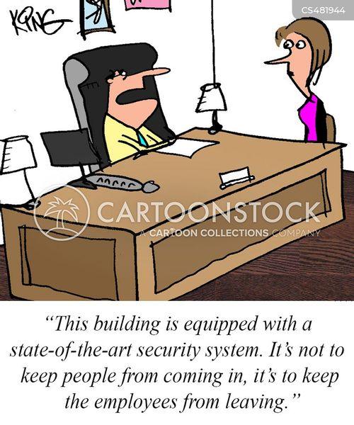 state-of-the-art cartoon