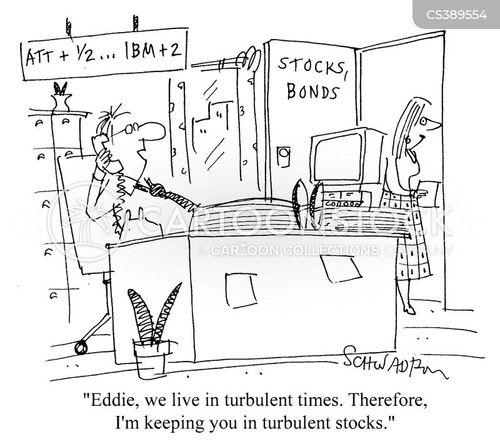 turbulent cartoon