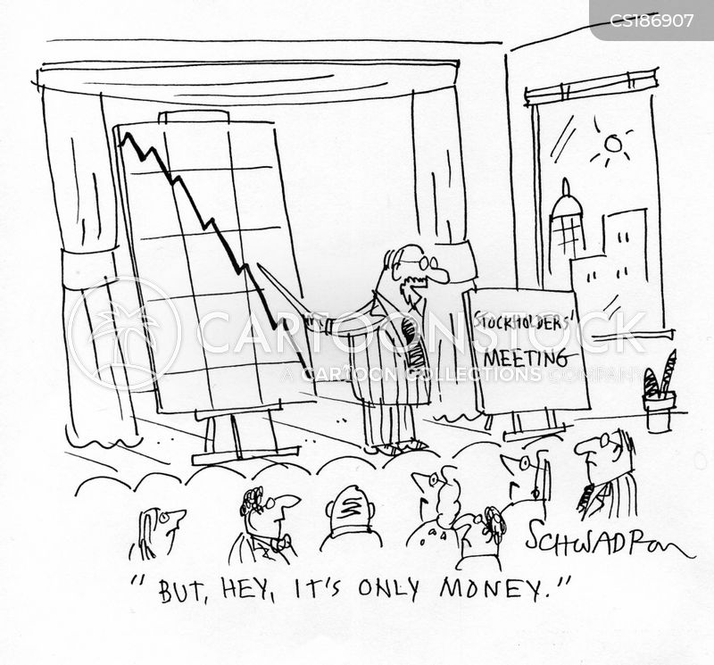 share holders cartoon