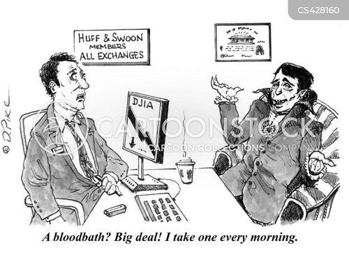 bloodbath cartoon