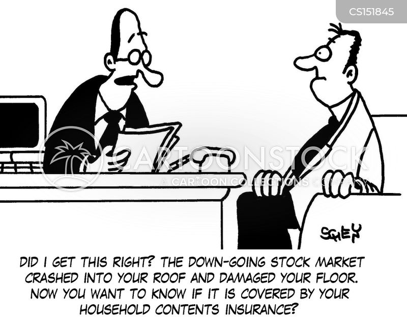 world economy cartoon
