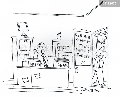 economical cartoon