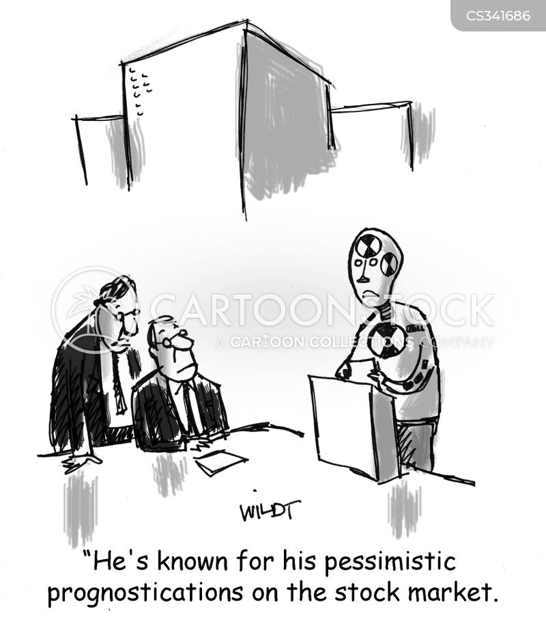 prognostication cartoon