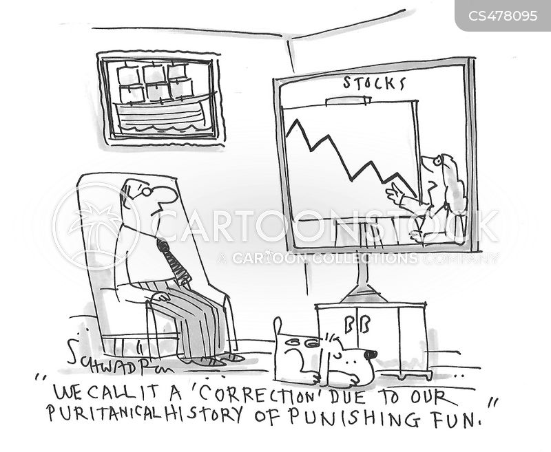puritanical cartoon