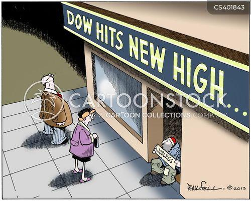 record high cartoon