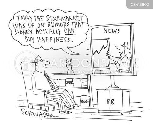 personal happiness cartoon