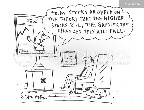 increases cartoon