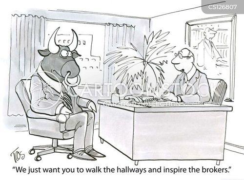 exuberance cartoon