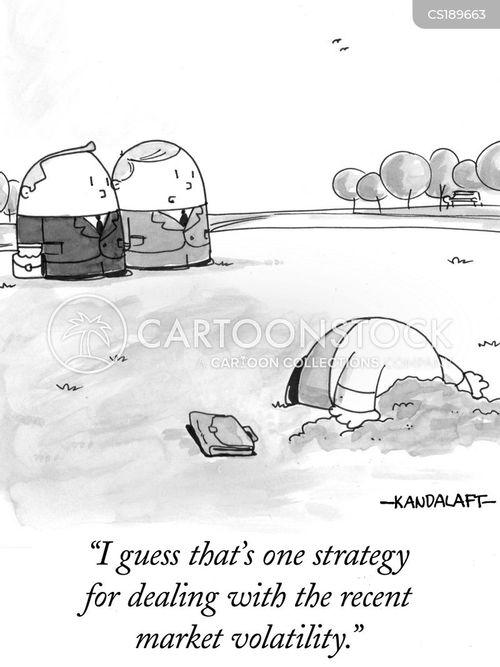 volatile cartoon