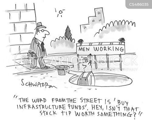 word on the street cartoon