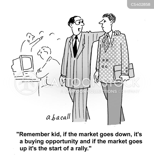 business opportunities cartoon