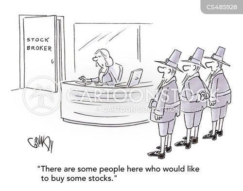 pillory cartoon