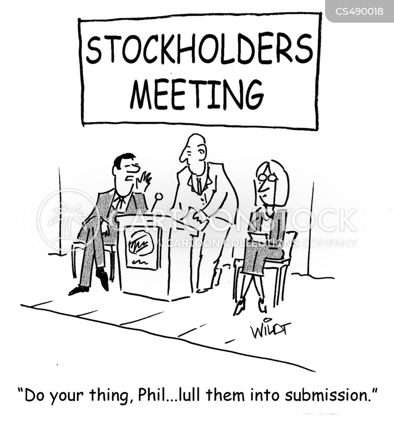 submissiveness cartoon