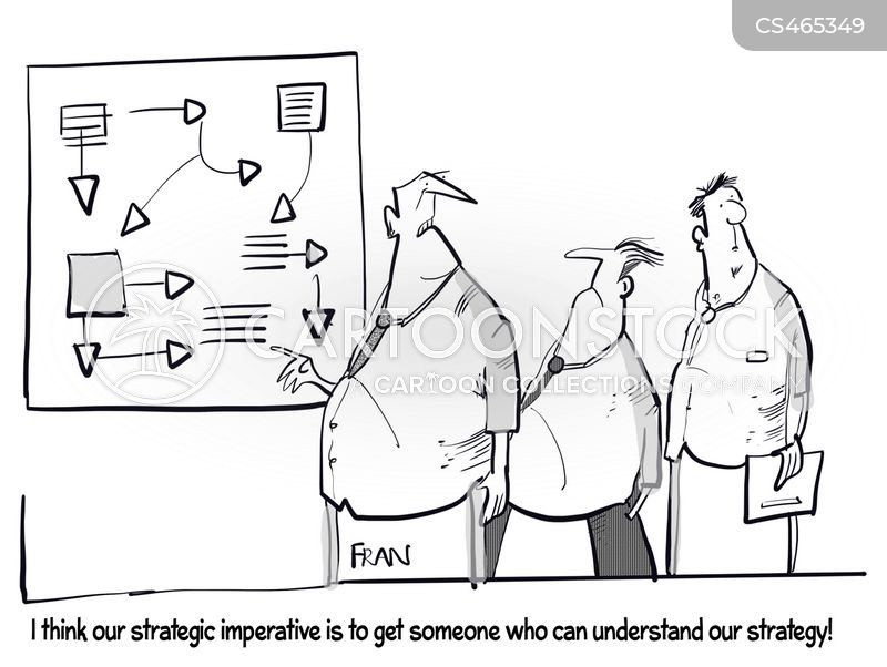 Strategy Meetings Cartoons and Comics - funny pictures from ...