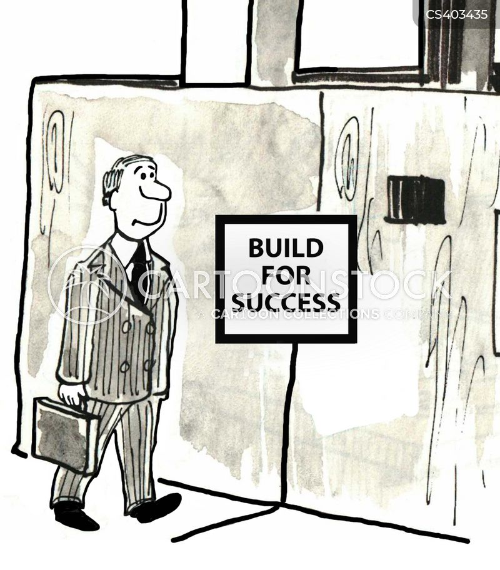 success stories cartoon