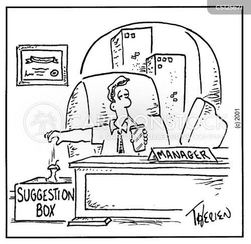 close-minded cartoon