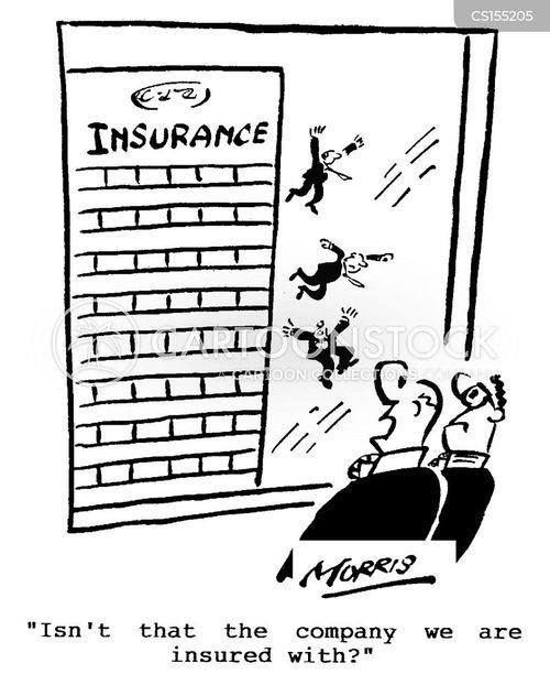 mass suicide cartoon
