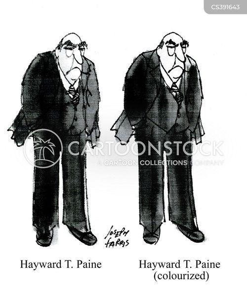 waistcoat cartoon