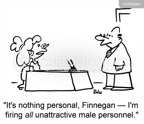 ugly men cartoon