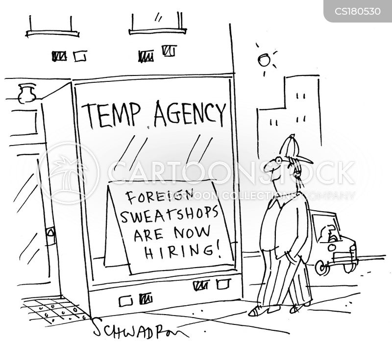 agencies cartoon
