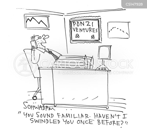 swindlers cartoon