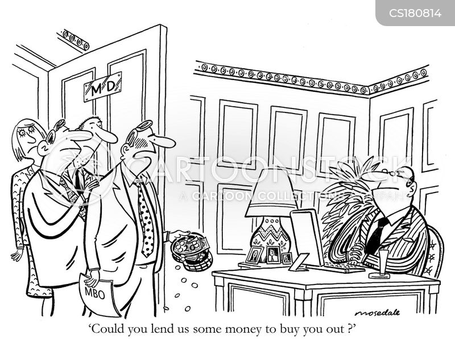 loansharks cartoon