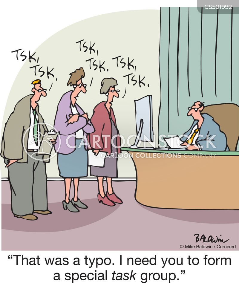 spell-check cartoon