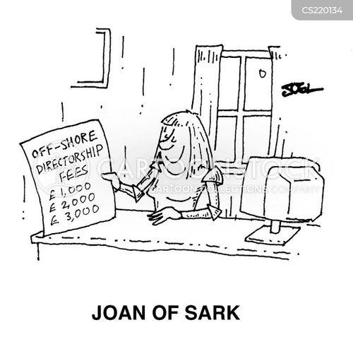 directorship cartoon