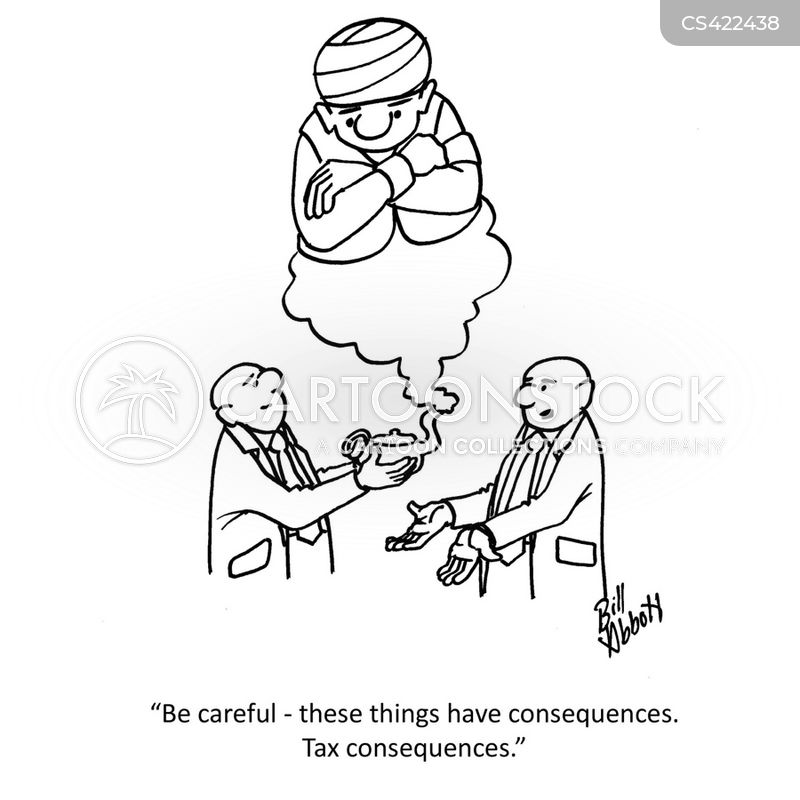 Tax Consequences cartoons, Tax Consequences cartoon, funny, Tax Consequences picture, Tax Consequences pictures, Tax Consequences image, Tax Consequences images, Tax Consequences illustration, Tax Consequences illustrations