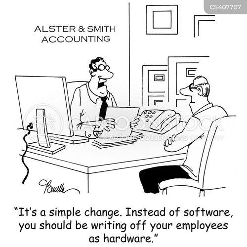 business taxes cartoon