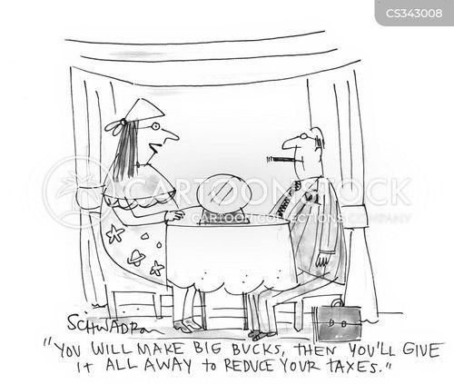 big buck cartoon