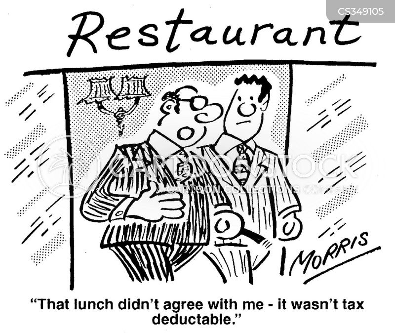 bad lunches cartoon