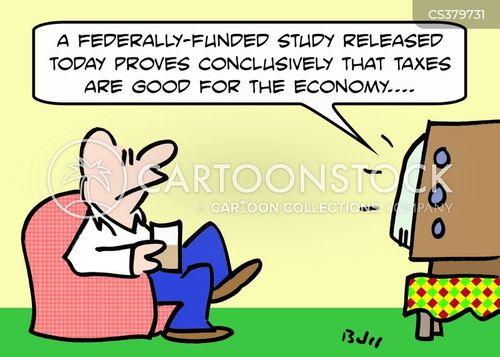 federal studies cartoon
