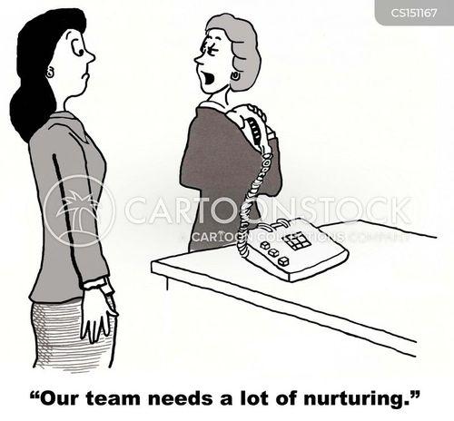 emotional support cartoon