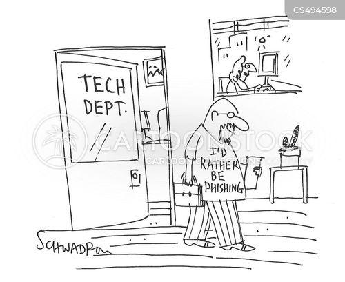 tech department cartoon
