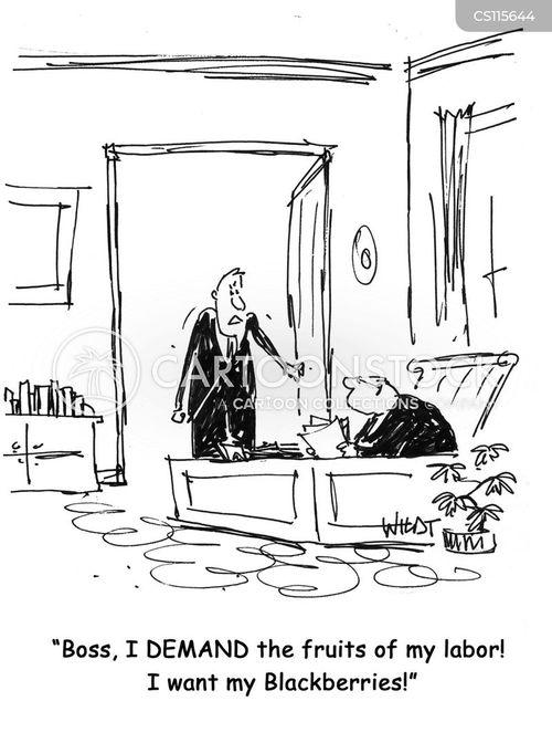 fruits of my labour cartoon