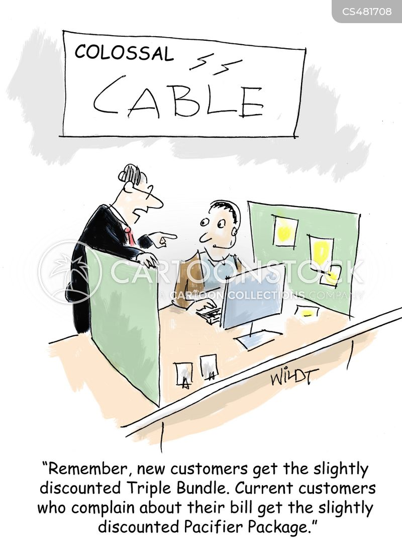 Cable Companies cartoons, Cable Companies cartoon, funny, Cable Companies picture, Cable Companies pictures, Cable Companies image, Cable Companies images, Cable Companies illustration, Cable Companies illustrations