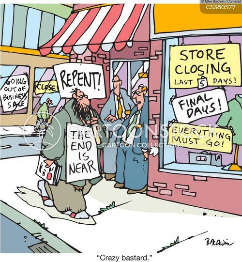 end of days cartoon
